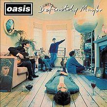 OasisDefinitelyMaybealbumcover