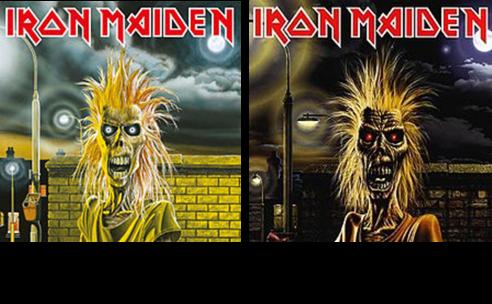 Iron Maiden albums